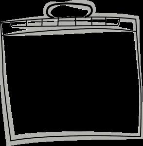 Skizze einer Tiefkühltragetasche